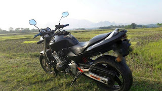 LAPAK MOGE BEKAS : Jual Moge Honda Hornet 600 - JAKARTA