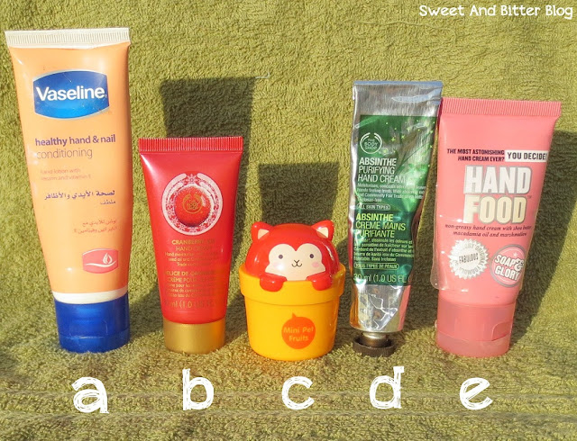 Soap Glory Hand Food Face Shop Me:Ex Body Shop Absinthe Cranberry India Review