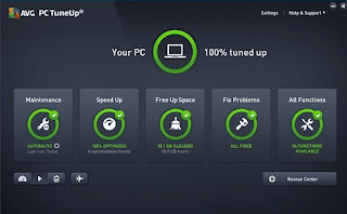 avg pc tuneup 2017 full key