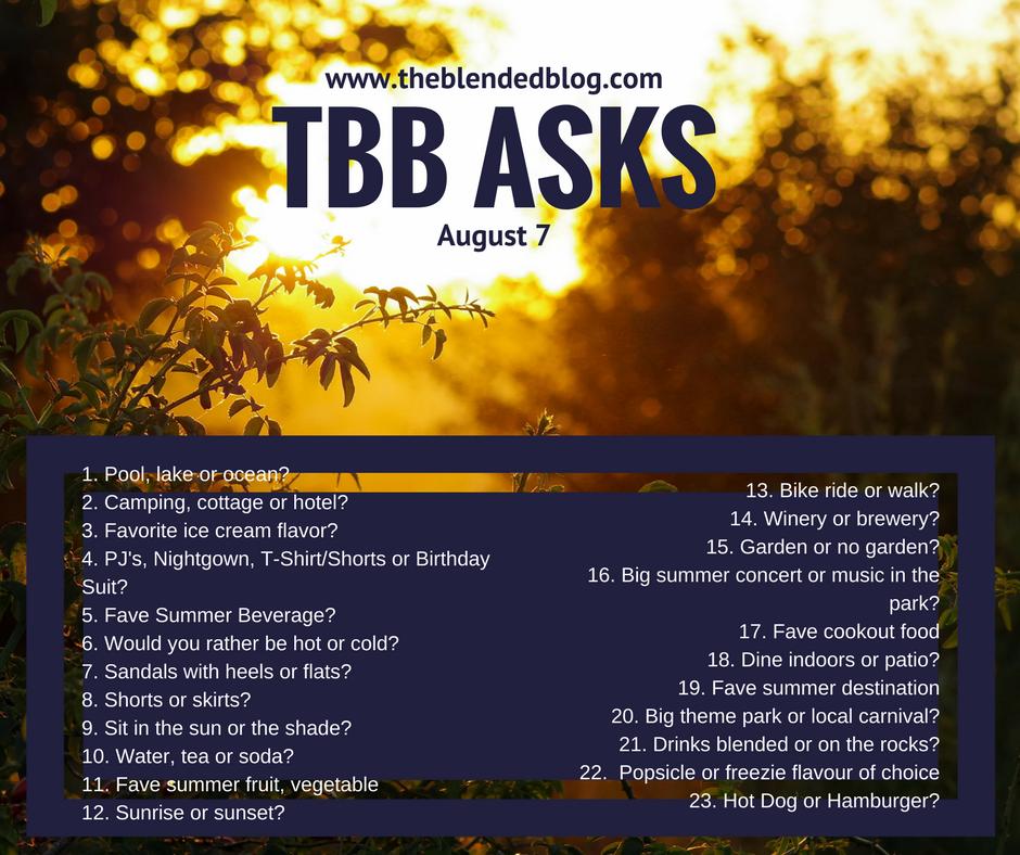 TBB Asks