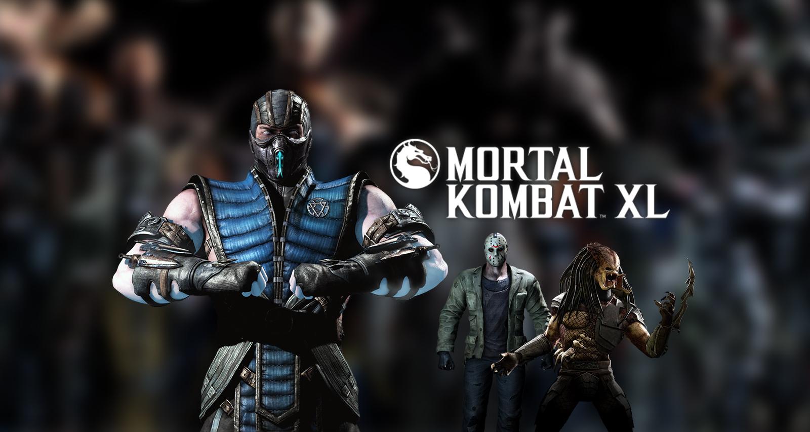 Mortal Kombat XL Complete Edition Pc Full Español 2017