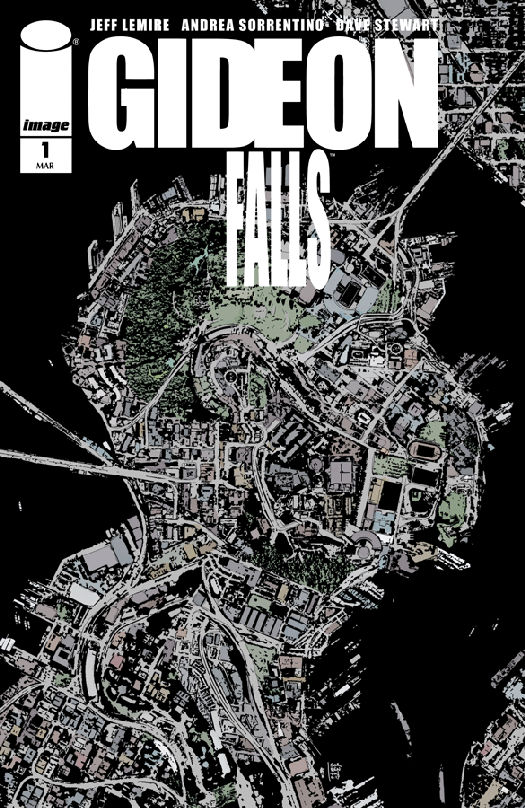 GIDEON FALLS #1 Rushed Back to Print