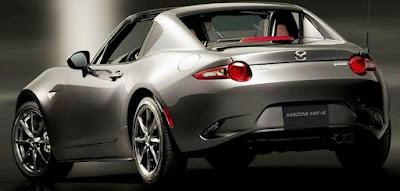 Mazda'dan farklı bir tasarım