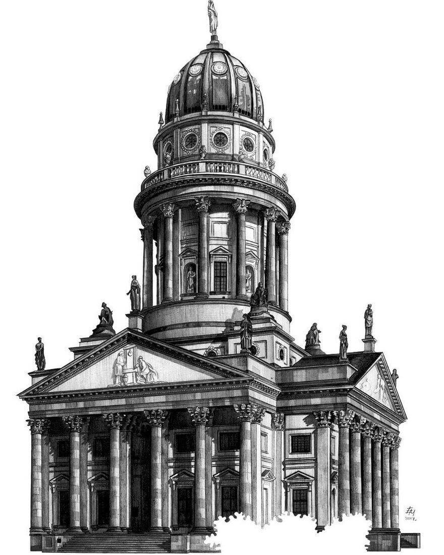 08-Heritage-Elizabeth-Detailed-Pencil-Architectural-Drawings-www-designstack-co
