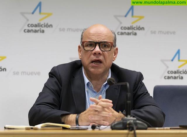 CC-PNC no votará a favor de la investidura de Pedro Sánchez