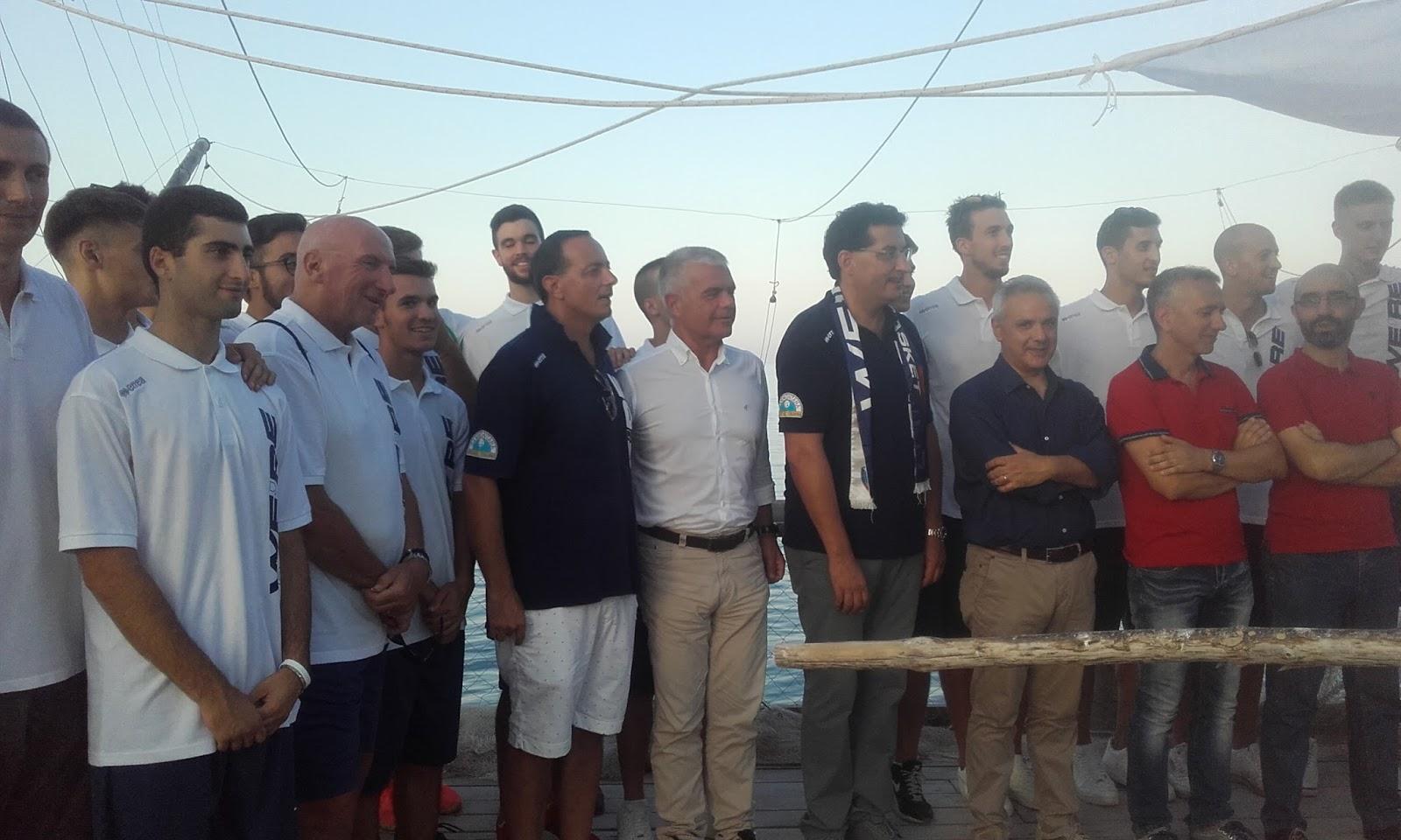 Il Trabocco del Turchino abbraccia la We\'re basket Ortona -VIDEO ...