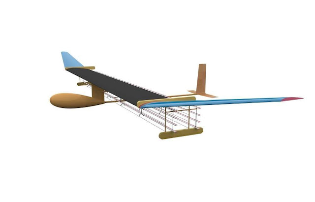 The Ion Drive Powered Aeroplane Flew For The First Time In The Air