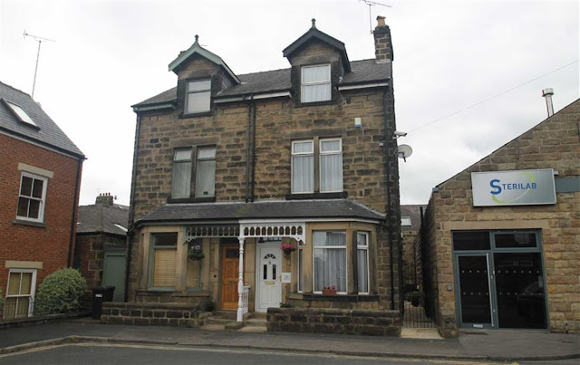 Harrogate Property News - 4 bed semi-detached house for sale Mornington Terrace, Harrogate, North Yorkshire HG1