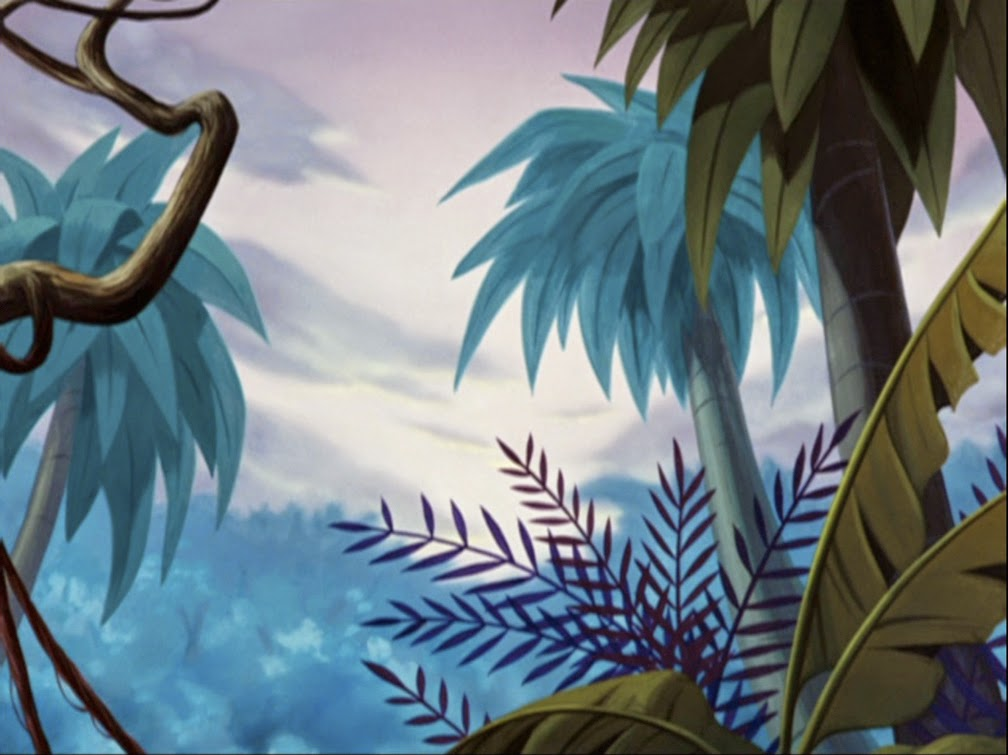 34bfd64c198b Animation Backgrounds  PETER PAN - NEVERLAND!