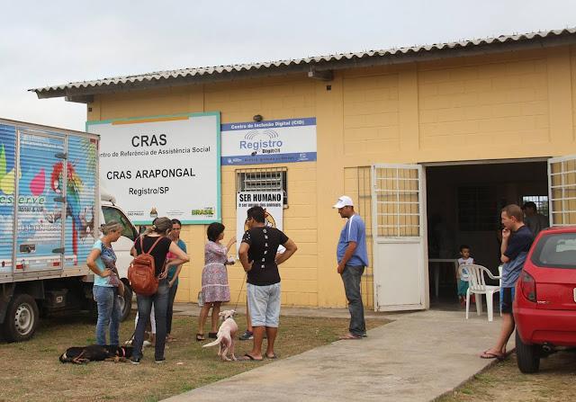 GPA e Prefeitura realizam Campanha de Castração no Arapongal em Registro-SP