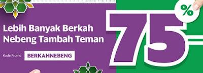 promo grab juni 2017, promo grabbike juni 2017, promo grab ramadhan 2017