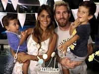 Kisah Cinta Lionel Messi dan Antonella Roccuzzo yang Mengharukan