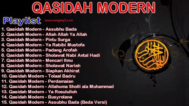 Qasidah Modern AN NABAWI