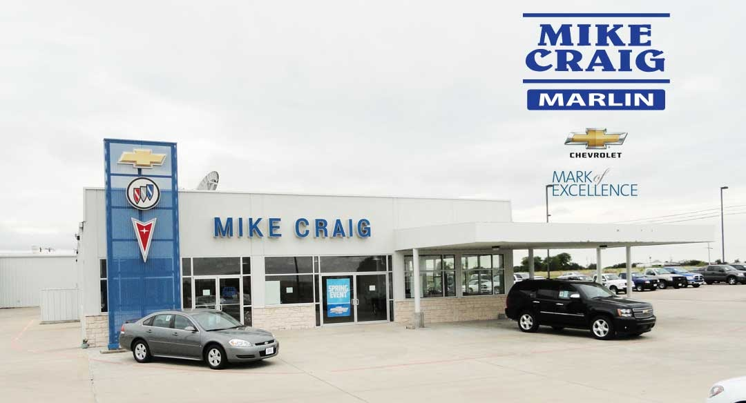Ford Andrews Tx >> Welcome to the Stanley Auto Group Blog: Stanley Family News: Mike Craig Chevrolet Buick Earns ...