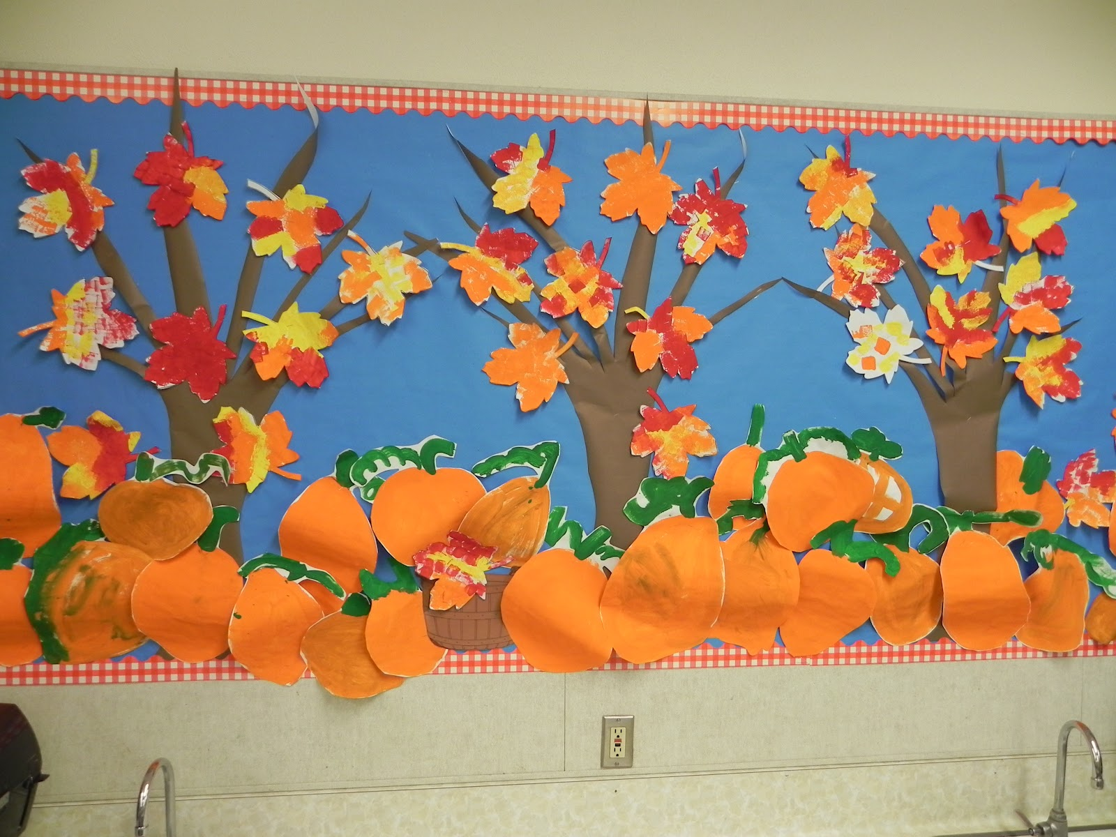 Mrs. Vento's Kindergarten: October Already!!!