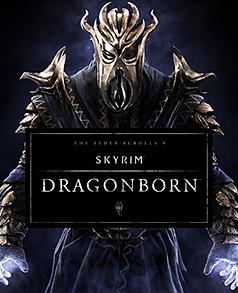 скачать skyrim dragonborn на русском