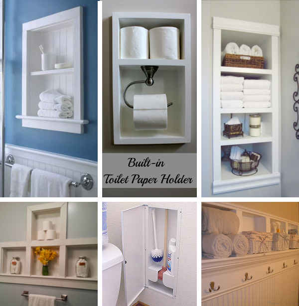 Bathroom Remodeling Bloomington Il diy home sweet home: how to maximize storage space in a tiny bathroom