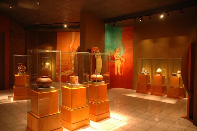 Museo Arqueológico Caxitlán Tecomán