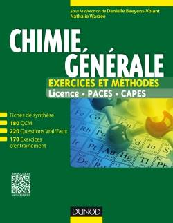 Télécharger -Chimie generale - Exercices et methodes