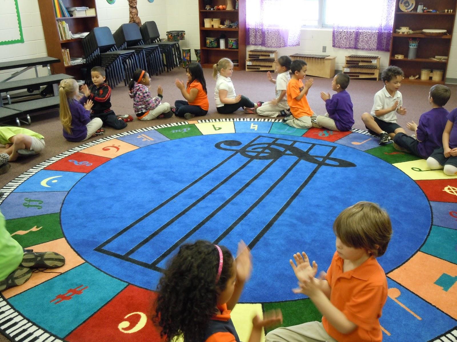 Kindergarten Classroom: So La Mi Music: Kindergarten/First Grade