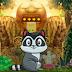 Games4King - Cute Raccoon Escape