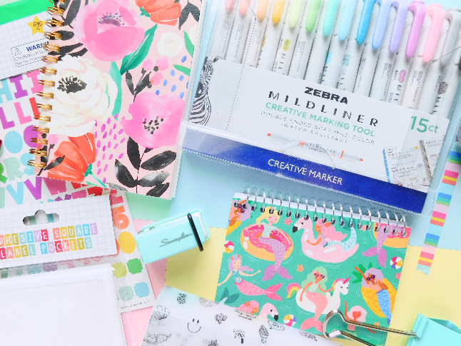 Target Stationery Haul