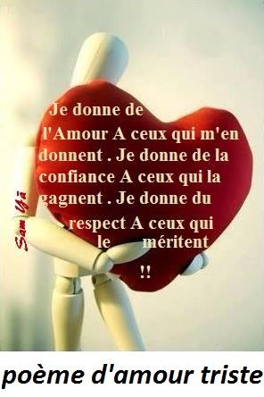 Poemes D Amour Triste Et Amour Perdu Poeme D Amour Pour Ecrire L
