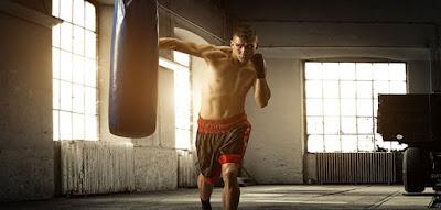 tập boxing tại nhà