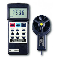 Jual Anemometer Lutron AM-4206 call 08128222998