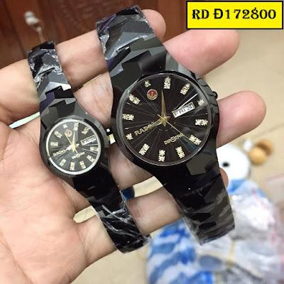 Đồng hồ cặp đôi Rado RD Đ172800