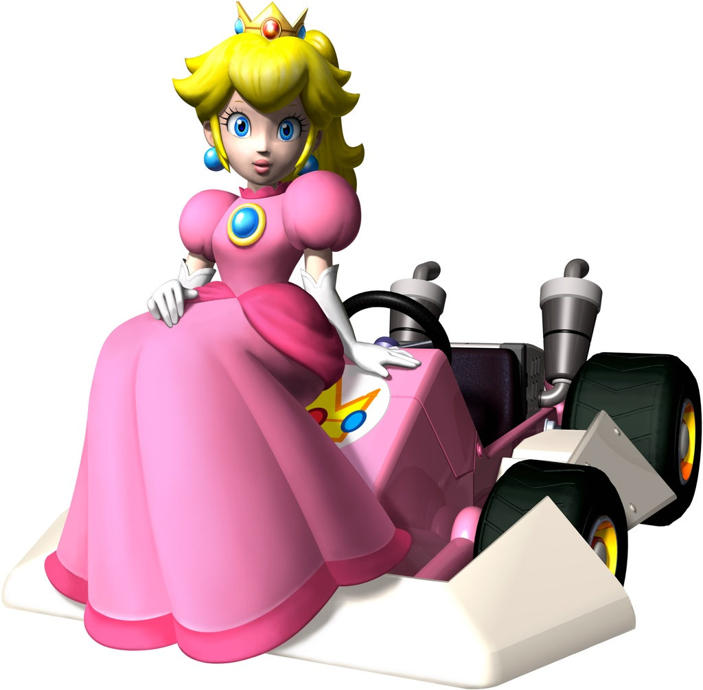 Super Smash Bros Melee Daisy