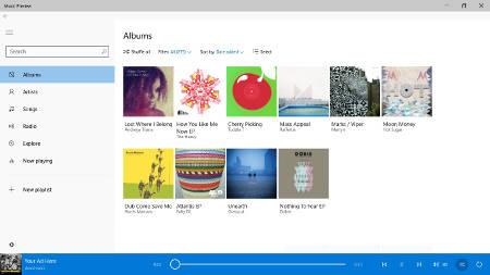 Como sincronizar a sua música usando o OneDrive
