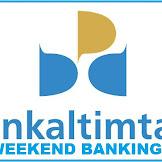 Update..!! Layanan Weekend Banking BANKALTIMTARA Hari Sabtu Buka