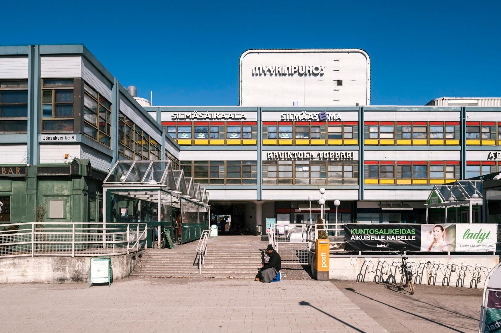 Myyrmäki Ostoskeskus