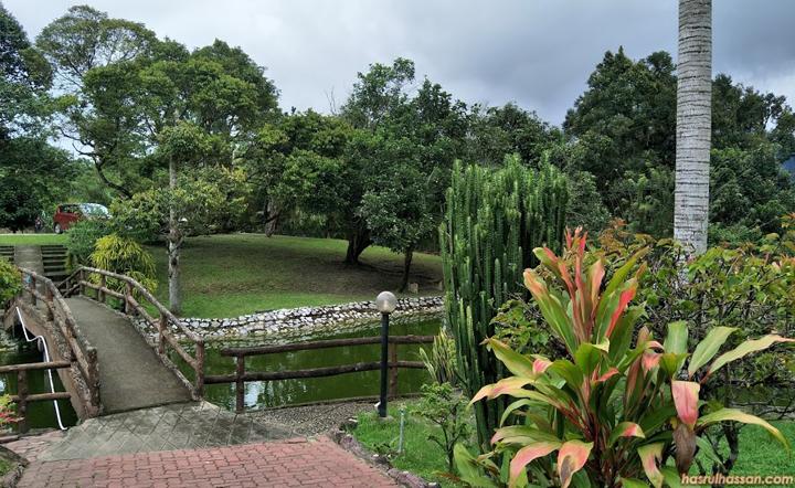 Kisah Percutian - Berkampung Seluruh Keluarga di Banglo Mewah Janda Baik