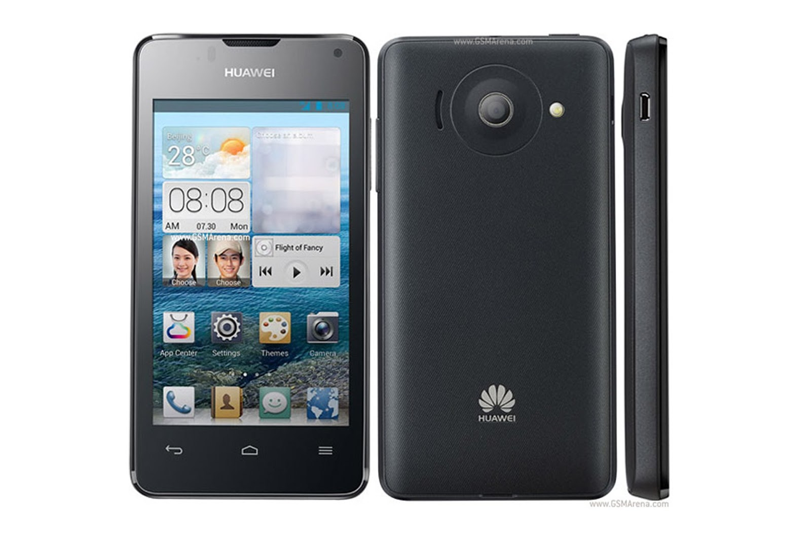 FOYSAL TELECOM ANDROID OFFICIAL FIRMWARE: HUAWEI Y300-0100 ...