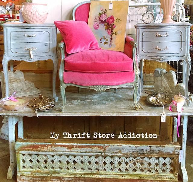 Vintage inspiration Comfort Texas