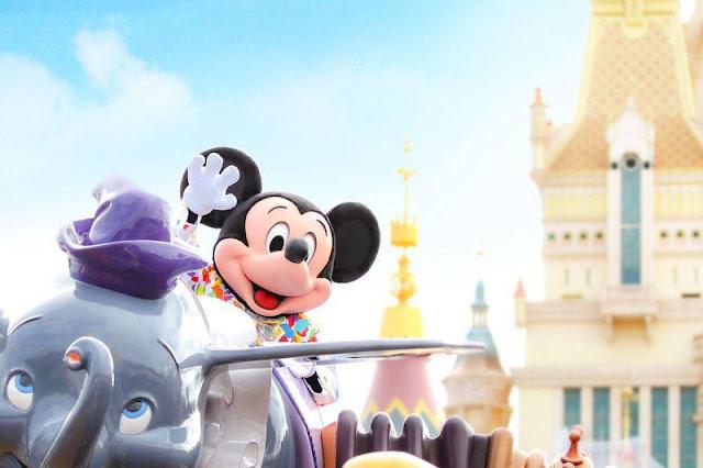 90周年米奇 90th anniversary Mickey Re-imagined Meet and Greets 放玩奇妙當夏香港迪士尼樂園度假區 Hong Kong Disneyland Resort Summer Chill