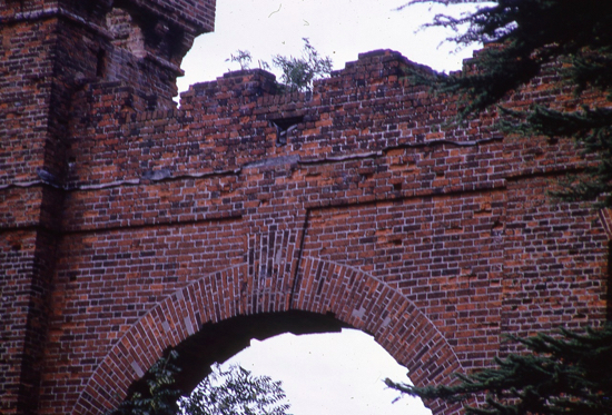 Folly Arch in the 1960s Image by Mike Allen