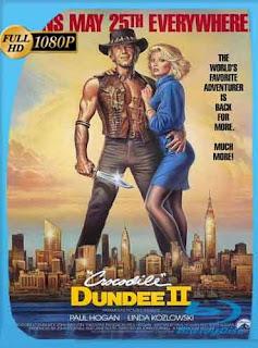 Crocodile Dundee II 1998 HD [1080p] Latino [Mega]dizonHD