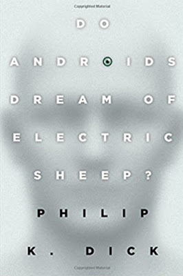 Do Androids Dream of Electric Sheep? by Philip K. Dick (book cover)