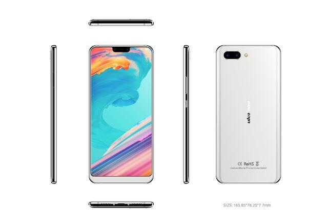 Ulefone T2 Pro  akan Dipamerkan di MWC 2018 Mendatang