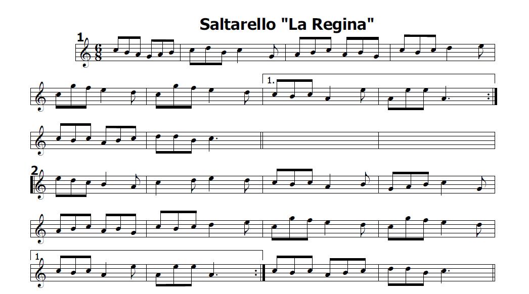 spartito musica medioevale