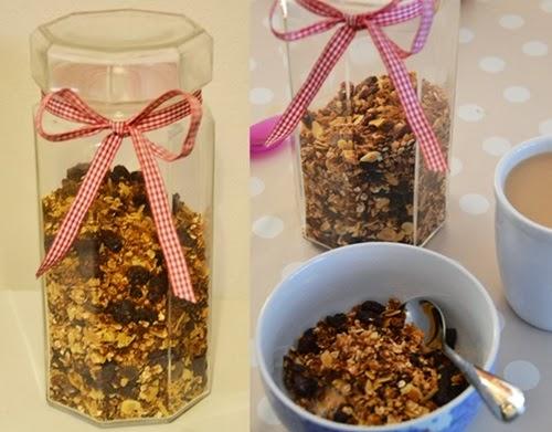 madelaine-himmmelblau: Schnelle und kleine Geschenke aus der Küche ...