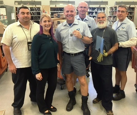 South Florida Postal Blog Boca Raton Salutes Thanks Veterans