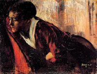 Melancolía, Degas