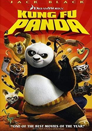 Kung Fu Panda Bashkimi I te 5-ve Dubluar ne shqip