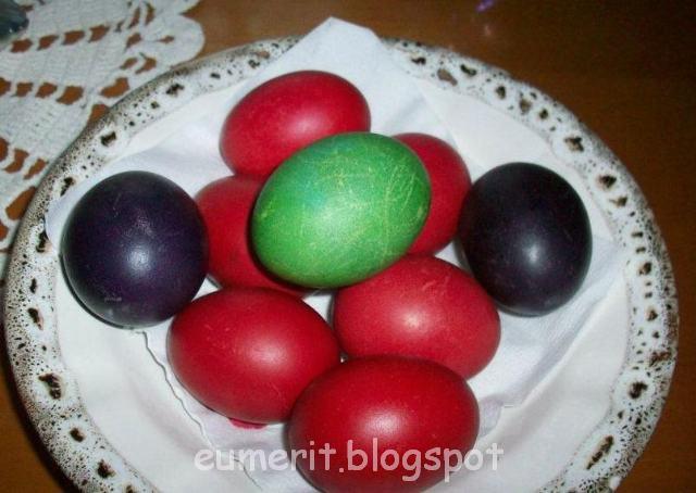 Metode de vopsit oua