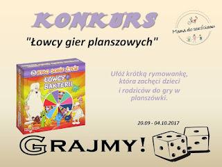 http://mamadoszescianu.blogspot.com/2017/09/konkurs-owcy-gier-planszowych.html
