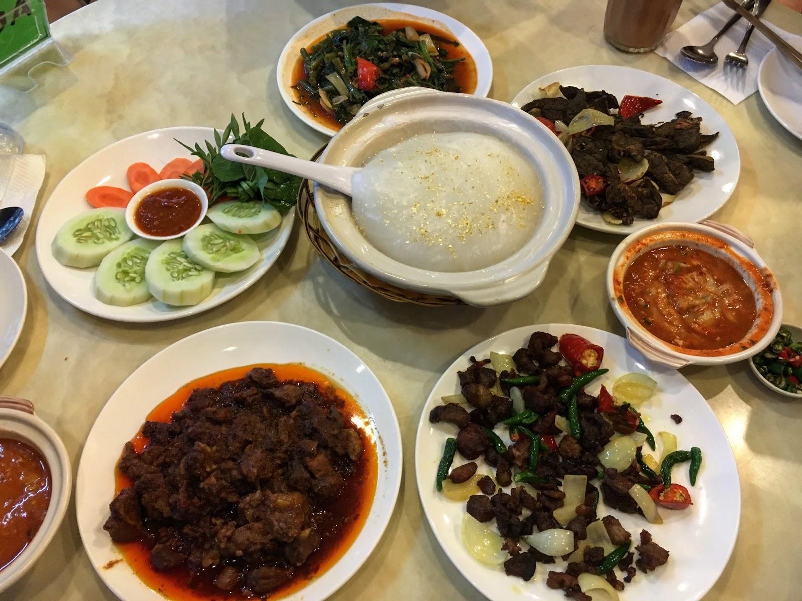 Makanan Tradisonal Khas Halal Brunei Darussalam Kesukaaan Traveler Indonesia